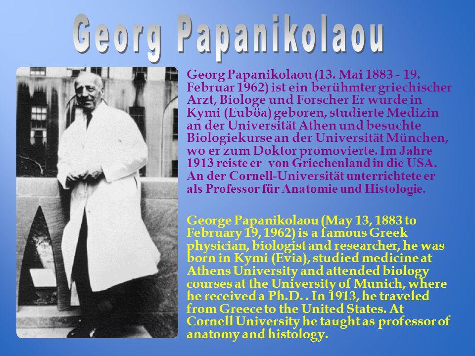 Georg Papanikolaou