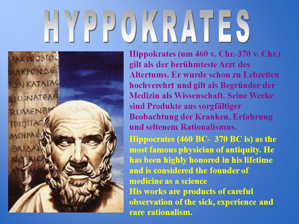 HYPPOKRATES