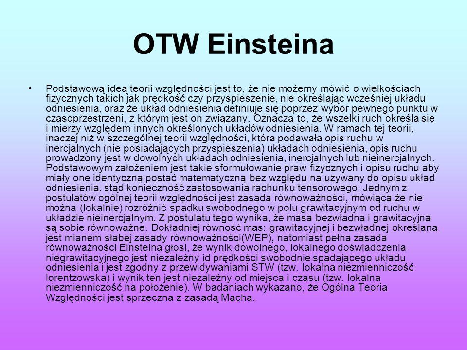 OTW Einsteina