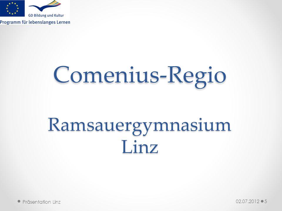 Comenius-Regio Ramsauergymnasium Linz
