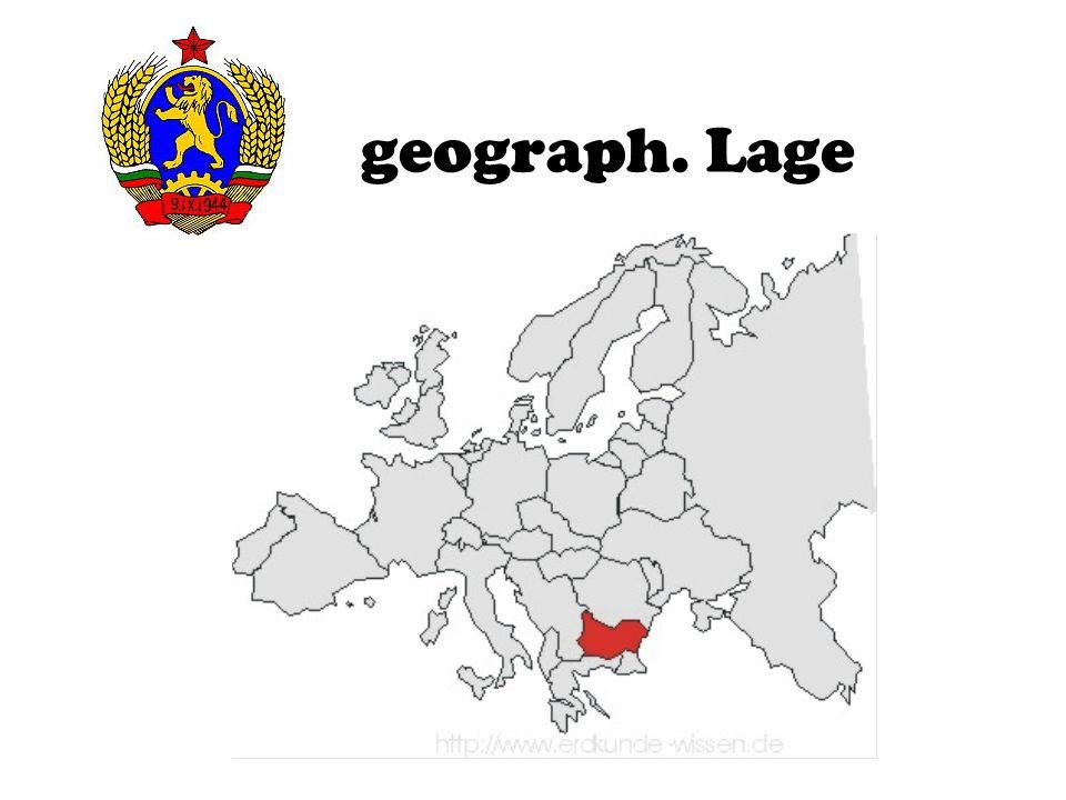 geograph. Lage