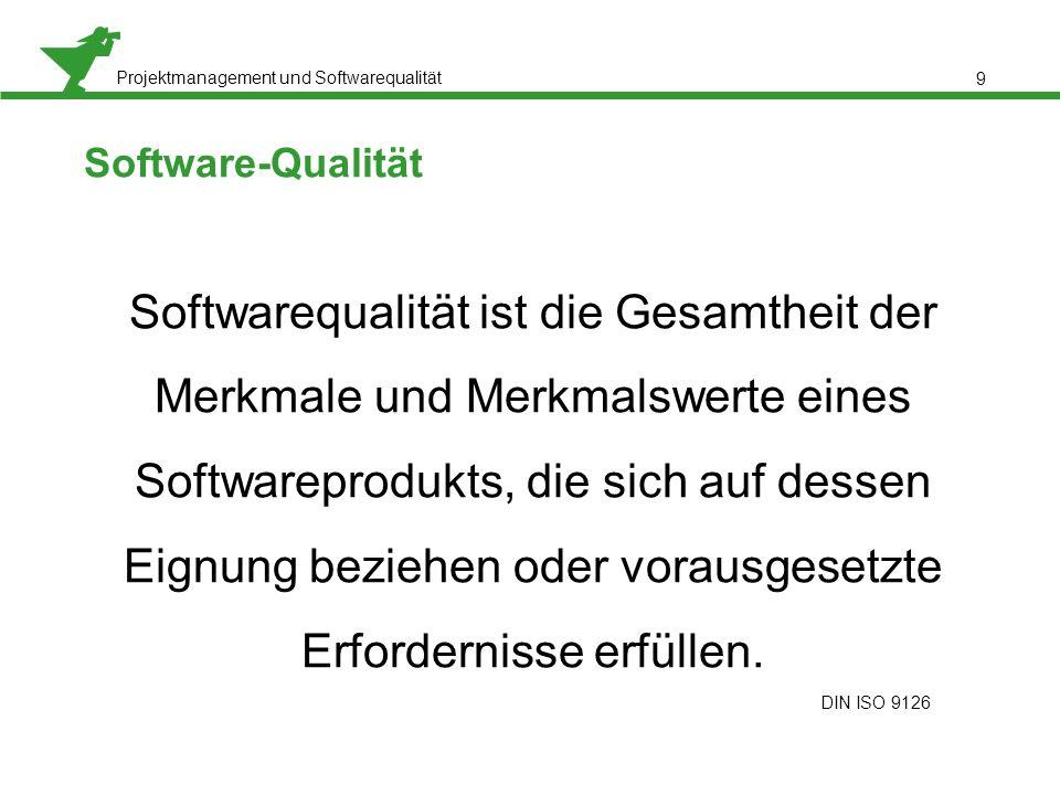 Software-Qualität
