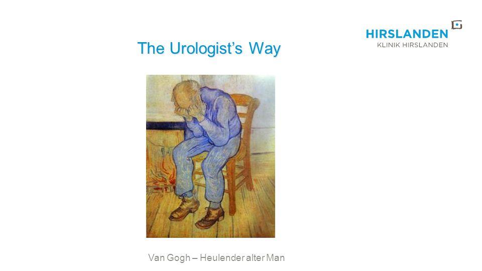 Van Gogh – Heulender alter Man