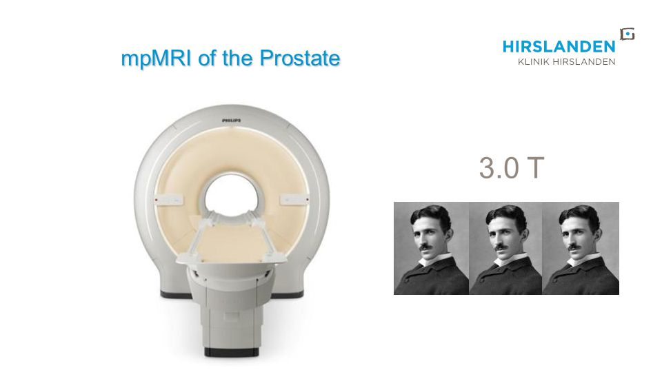 mpMRI of the Prostate 3.0 T