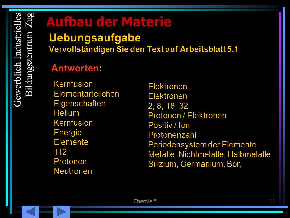 Enchanting Chemie Arbeitsblatt Materie 1 Adornment - Mathe ...