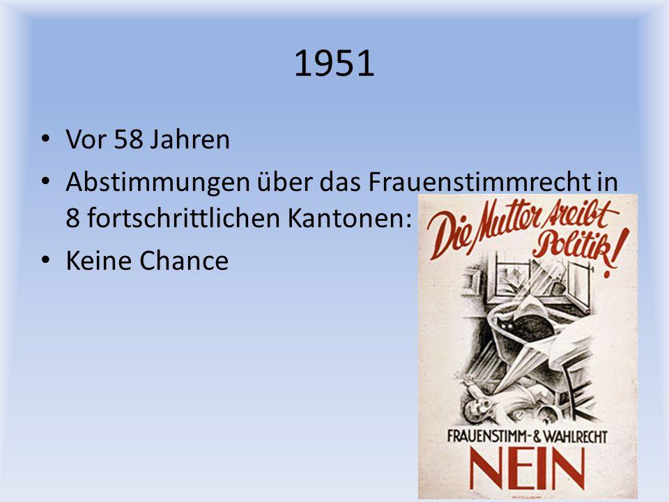 1951 Vor 58 Jahren.