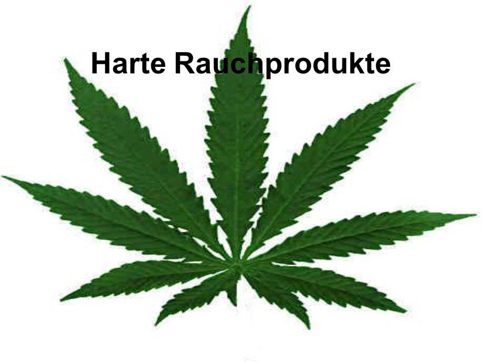 Harte Rauchprodukte