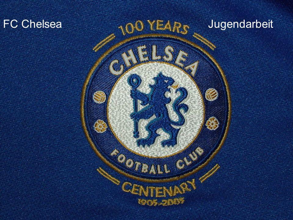 FC Chelsea Jugendarbeit