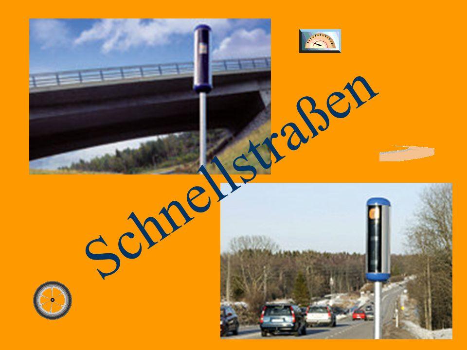 Schnellstraßen