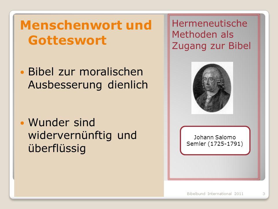 Johann Salomo Semler (1725-1791)