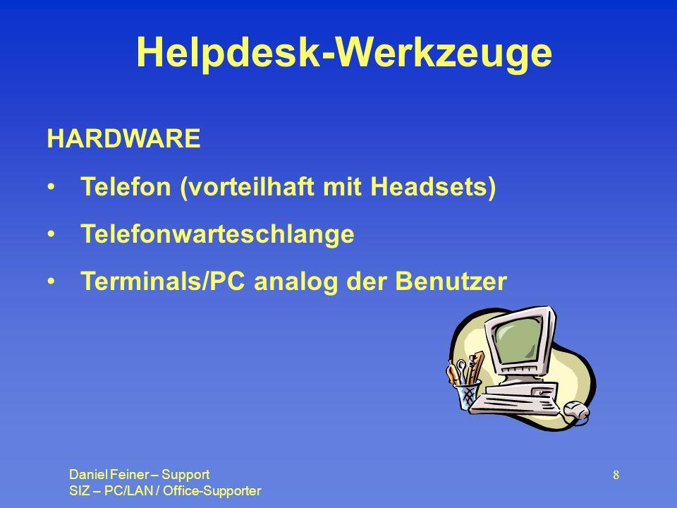 Helpdesk-Werkzeuge HARDWARE Telefon (vorteilhaft mit Headsets)