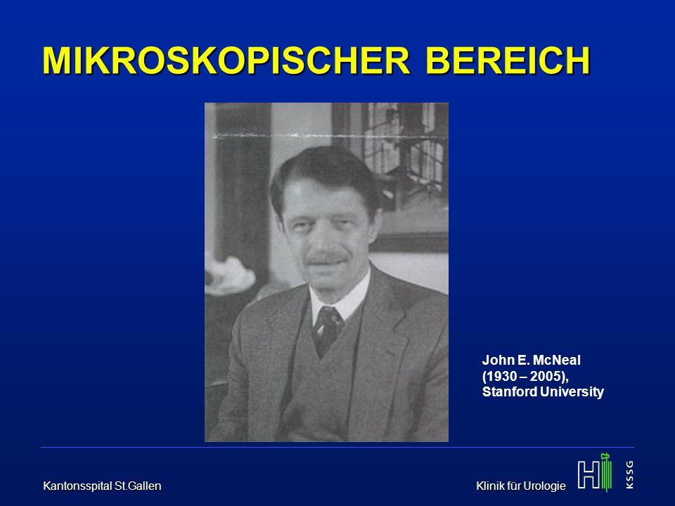 MIKROSKOPISCHER BEREICH