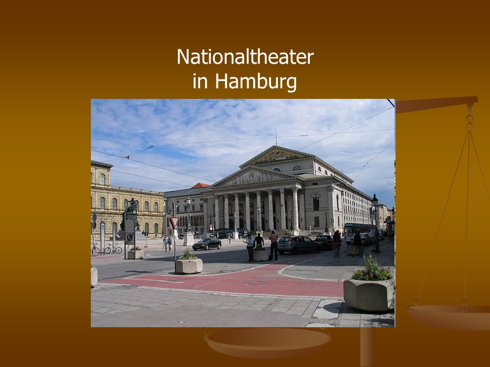 Nationaltheater in Hamburg