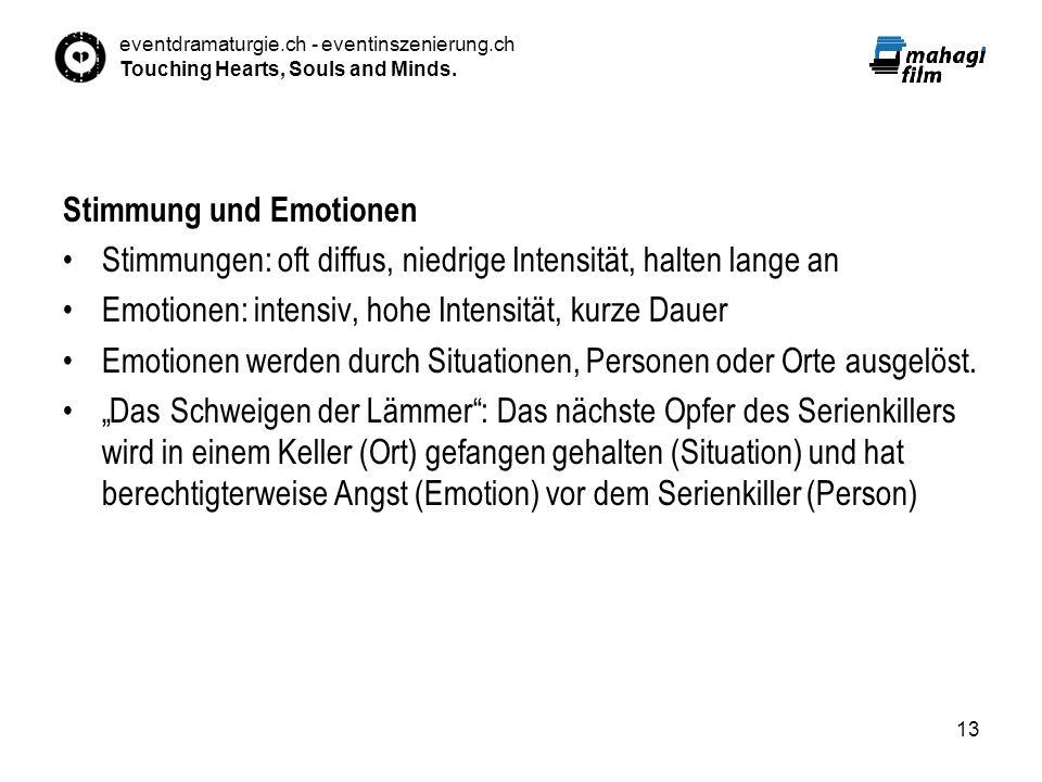 Stimmung und Emotionen