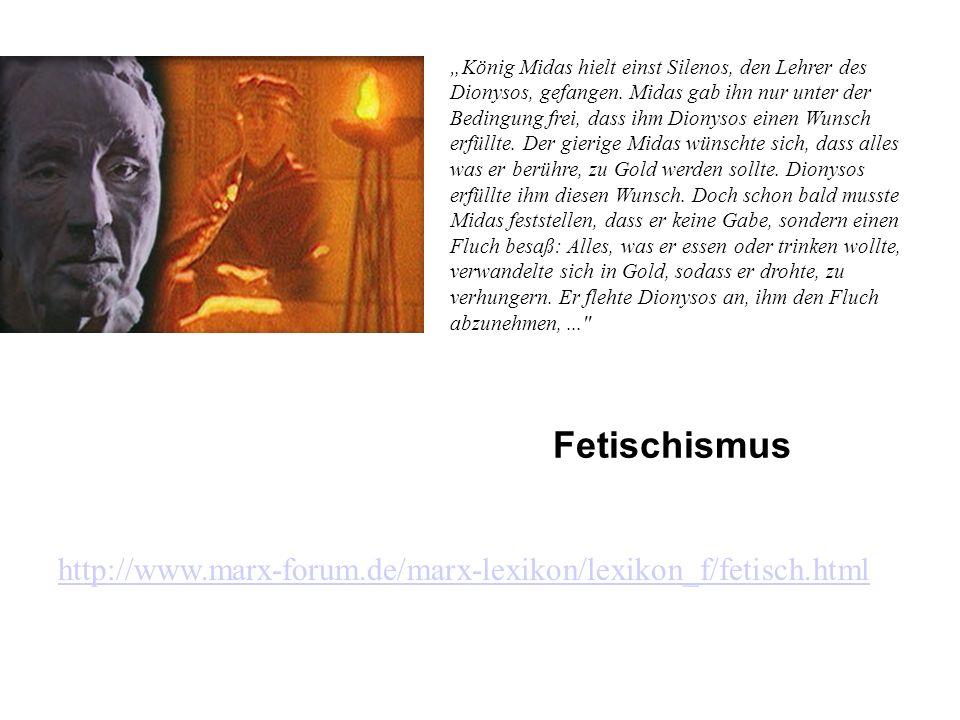 """""""König Midas hielt einst Silenos, den Lehrer des Dionysos, gefangen"""