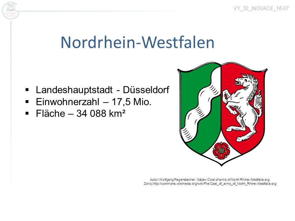 Nordrhein-Westfalen Landeshauptstadt - Düsseldorf