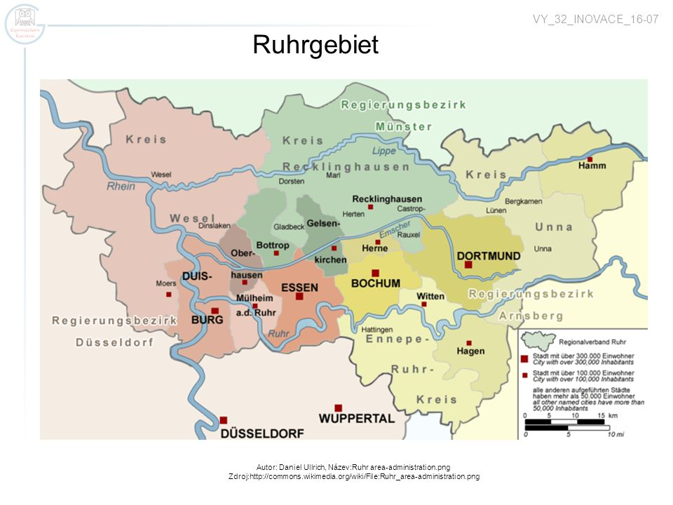 Autor: Daniel Ullrich, Název:Ruhr area-administration.png