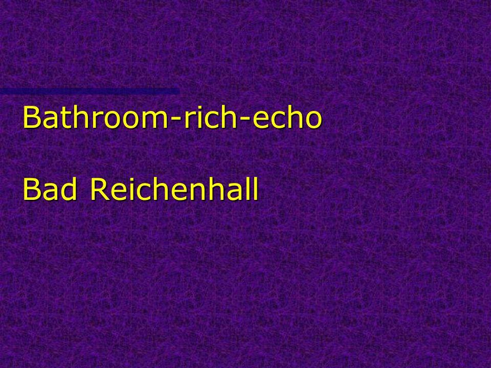 Bathroom-rich-echo Bad Reichenhall