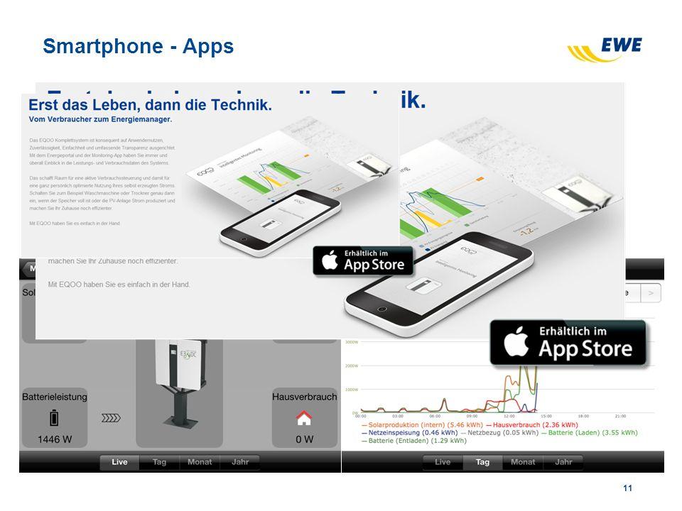 Smartphone - Apps