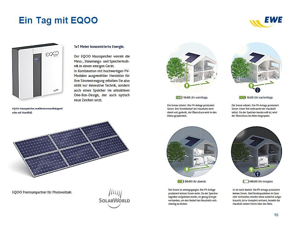 Ein Tag mit EQOO EWE Vertrieb GmbH, PK-PMD 11.09.2014
