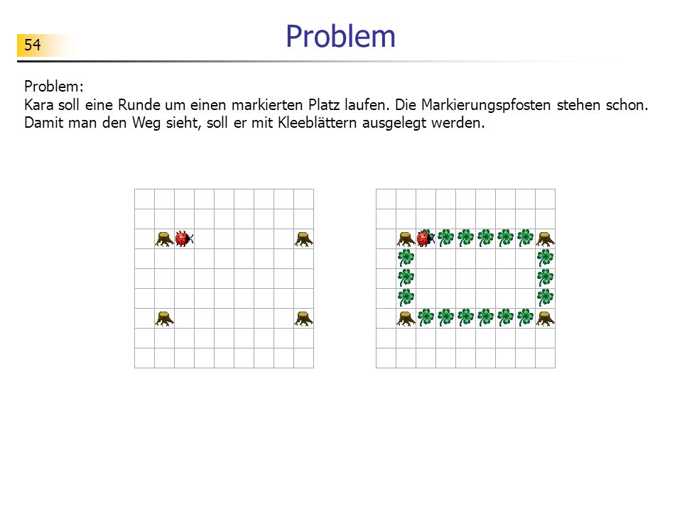 Problem Problem: