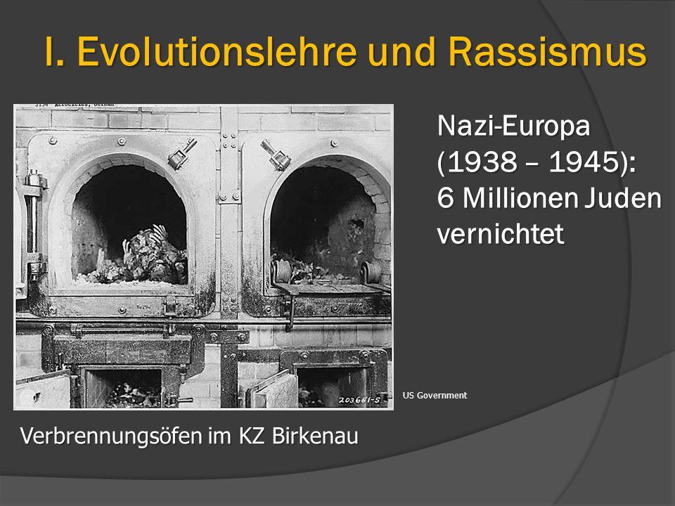 Nazi-Europa (1938 – 1945): 6 Millionen Juden vernichtet