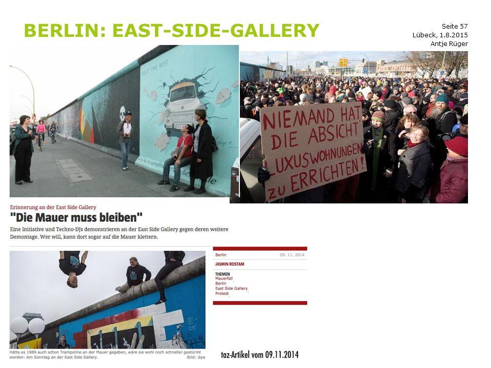 Berlin: East-Side-GAllery