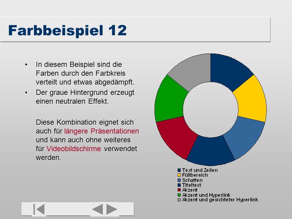 Farbbeispiel 1 Der klassische, blau verlaufende Hintergrund. - ppt ...