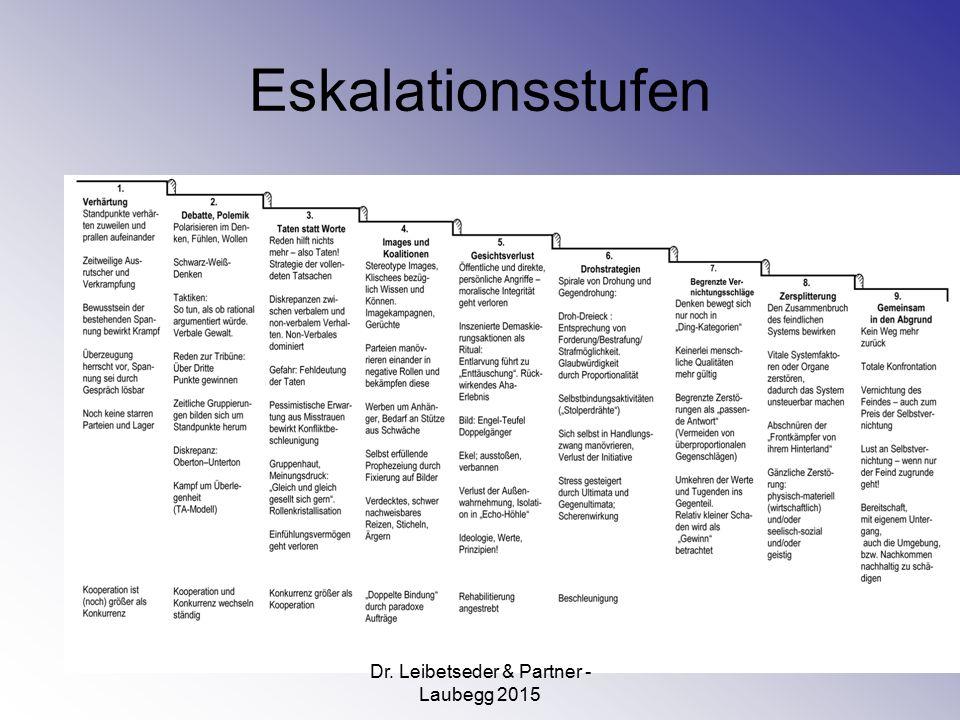 Dr. Leibetseder & Partner - Laubegg 2015