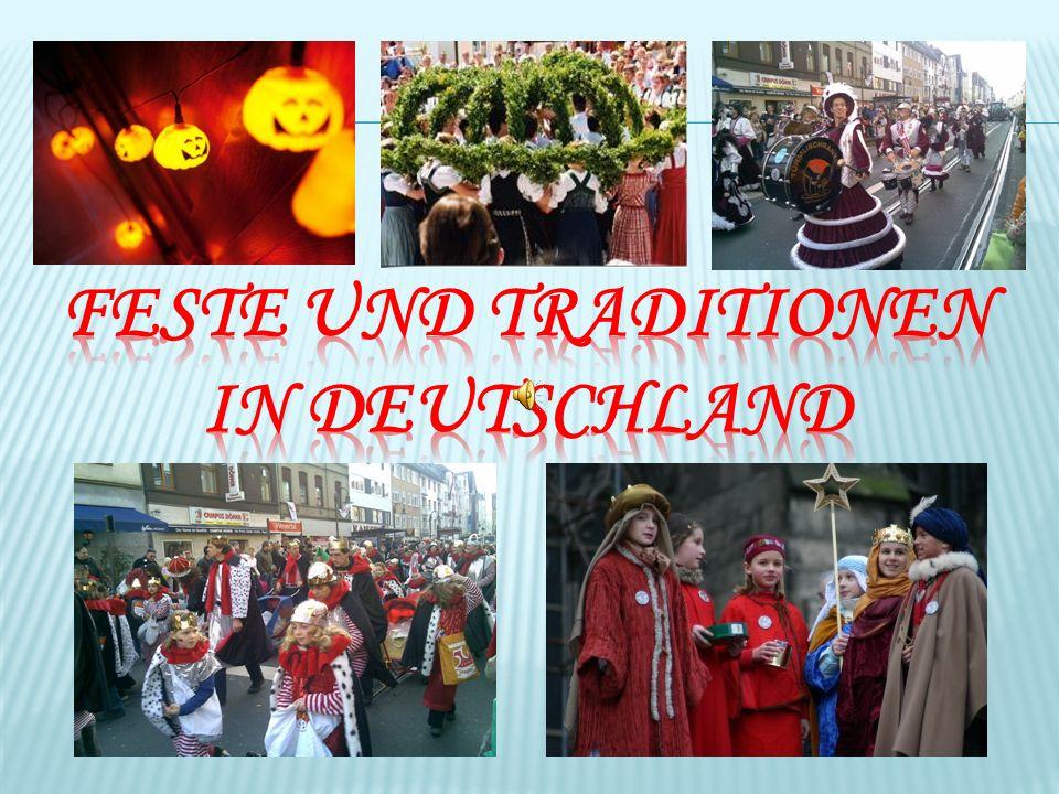 Feste Und Traditionen In Deutschland Ppt Video Online Herunterladen