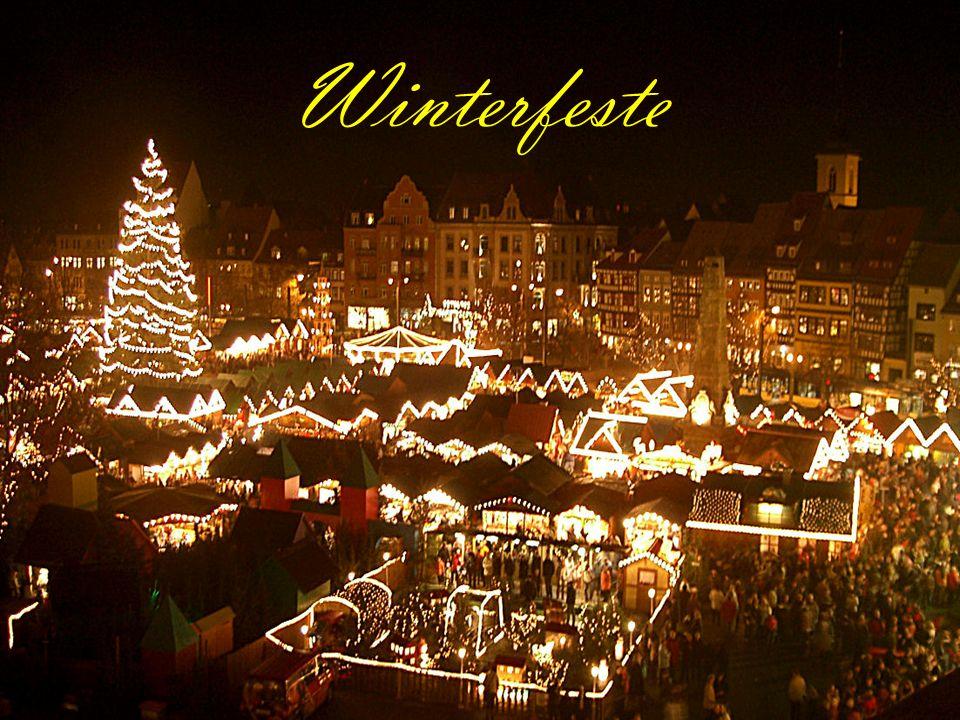 Winterfeste Winterfeste