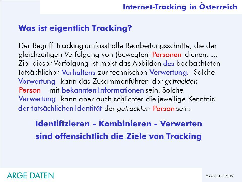 Was ist eigentlich Tracking