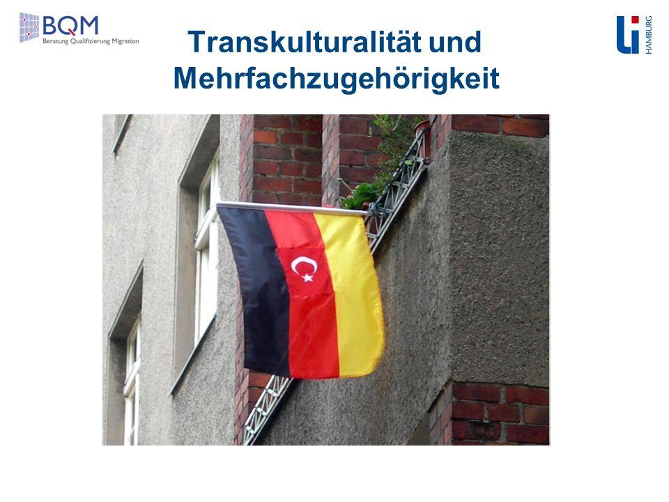 Transkulturalität und Mehrfachzugehörigkeit