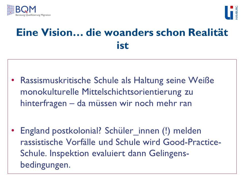 Eine Vision… die woanders schon Realität ist
