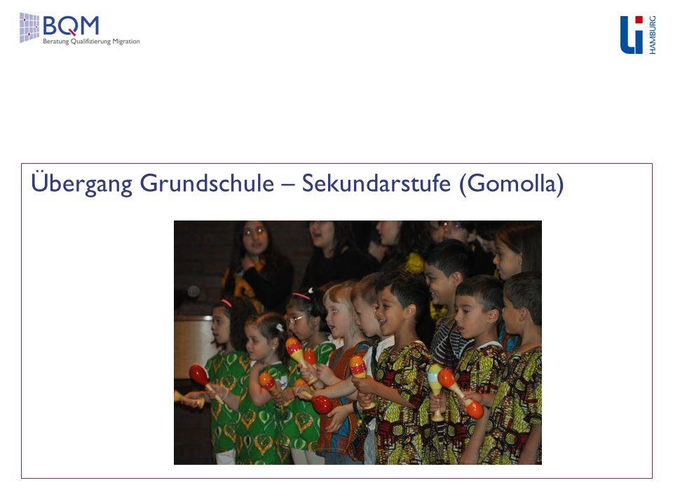Übergang Grundschule – Sekundarstufe (Gomolla)