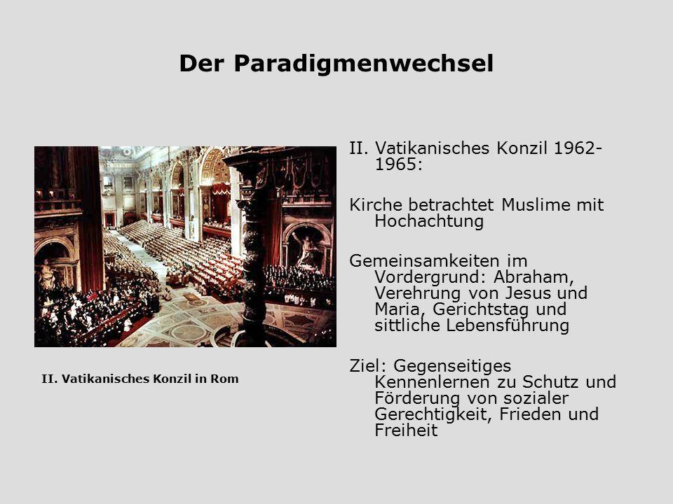 Der Paradigmenwechsel