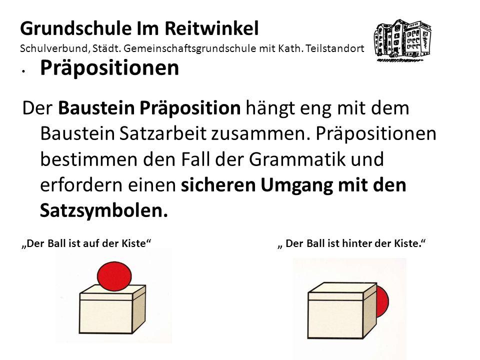 Grundschule Im Reitwinkel Schulverbund, Städt