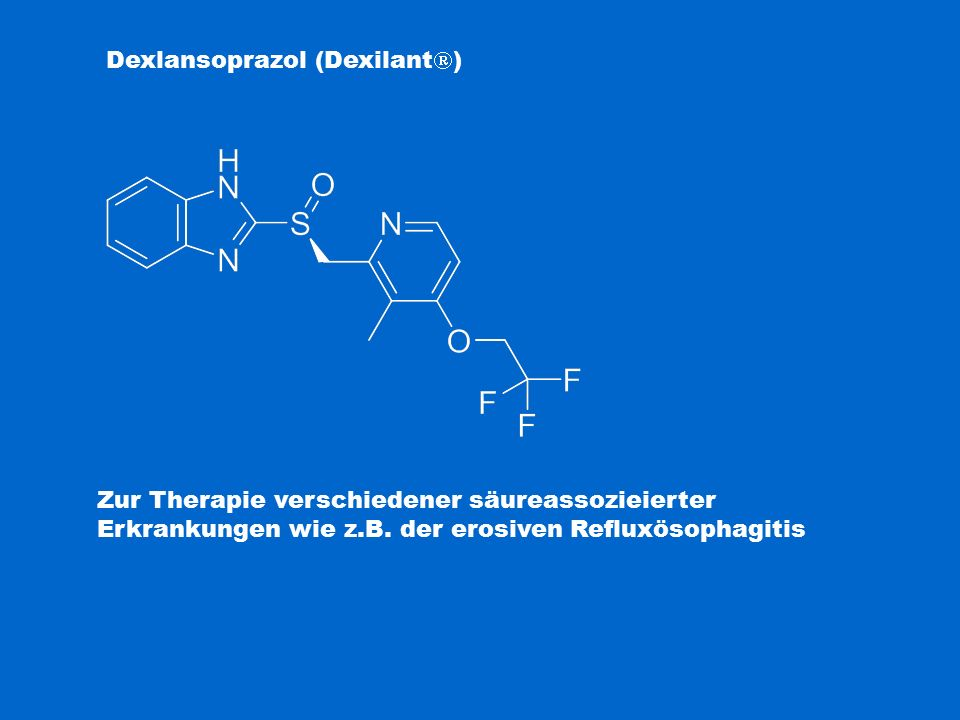 Dexlansoprazol (Dexilant)