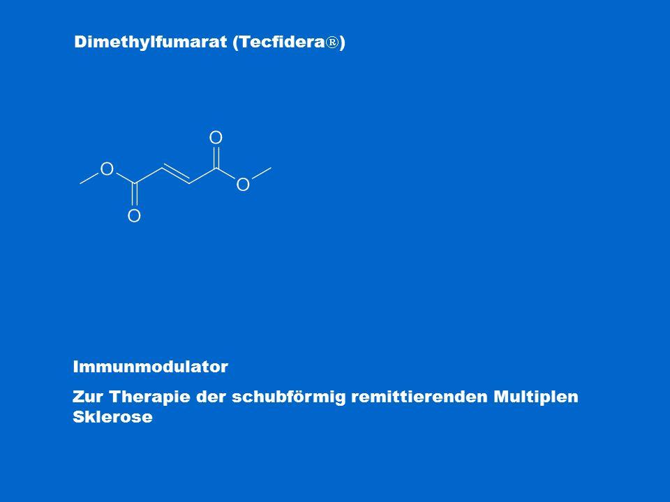 Dimethylfumarat (Tecfidera)