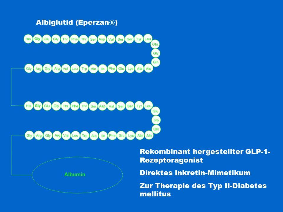 Albiglutid (Eperzan)