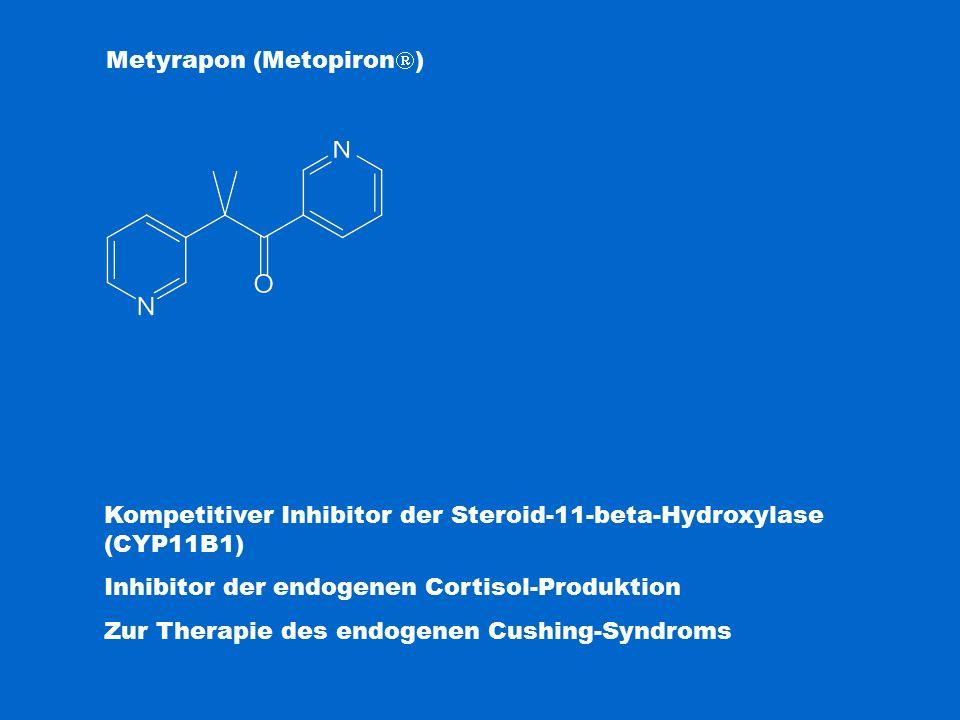 Metyrapon (Metopiron)