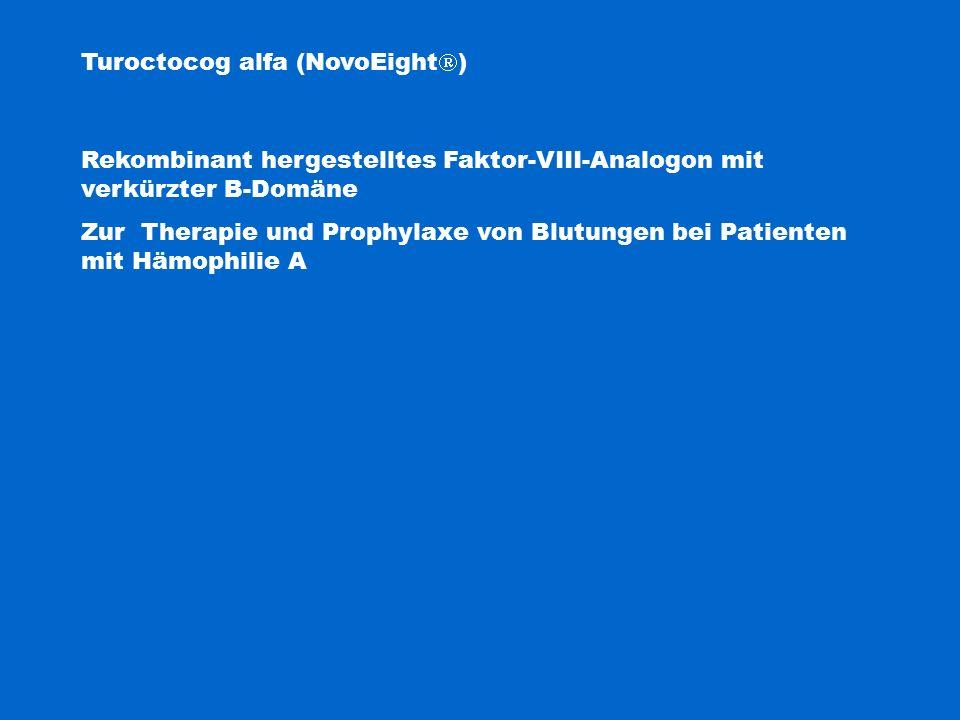 Turoctocog alfa (NovoEight)