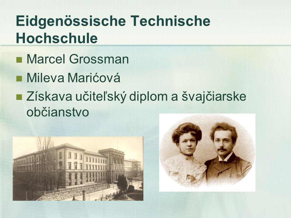 Eidgenössische Technische Hochschule