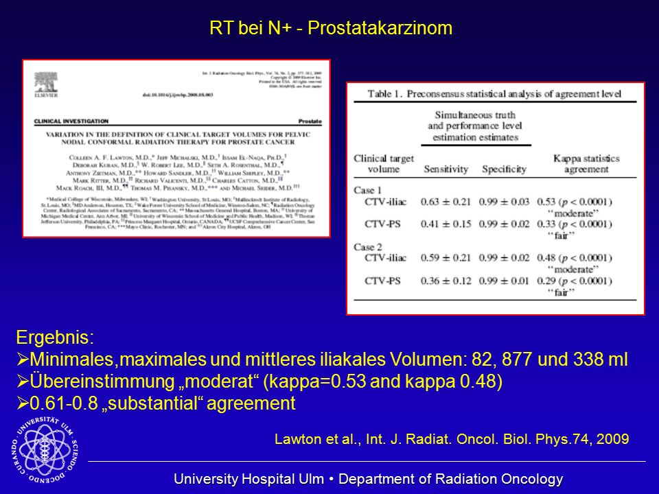 "Übereinstimmung ""moderat (kappa=0.53 and kappa 0.48)"