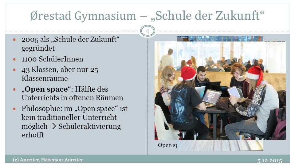 """Ørestad Gymnasium – """"Schule der Zukunft"""