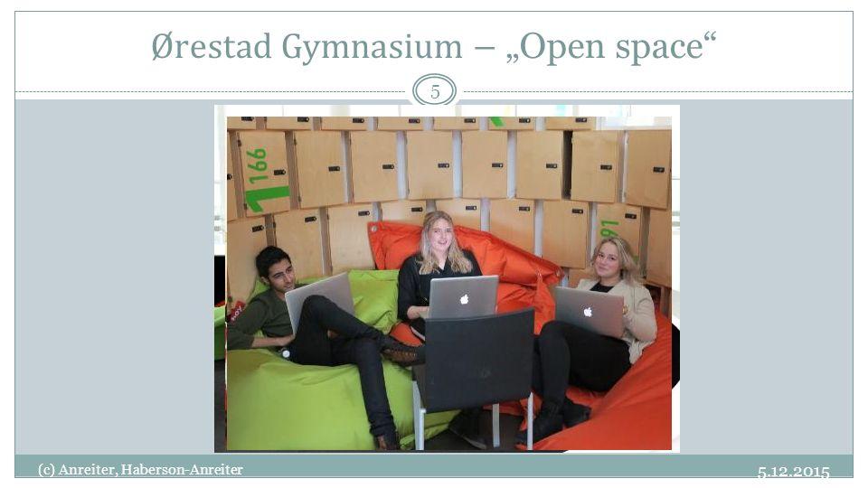 """Ørestad Gymnasium – """"Open space"""