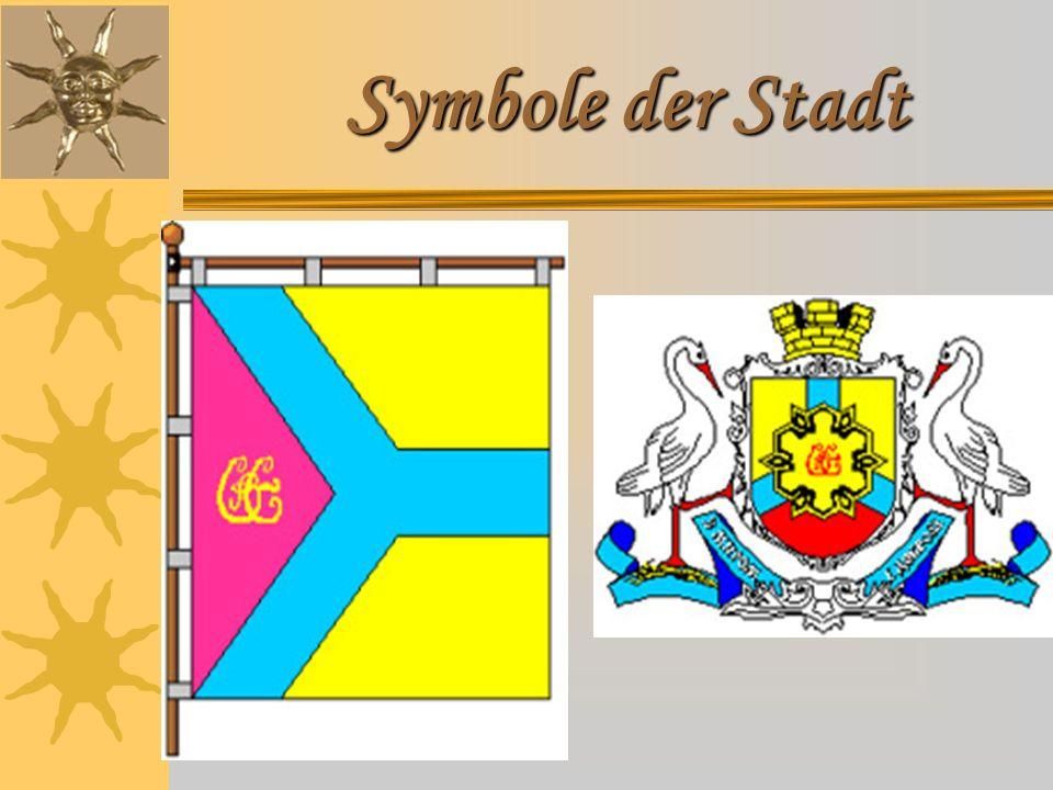 Symbole der Stadt