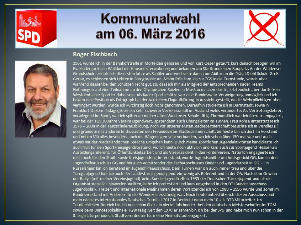 Roger Fischbach