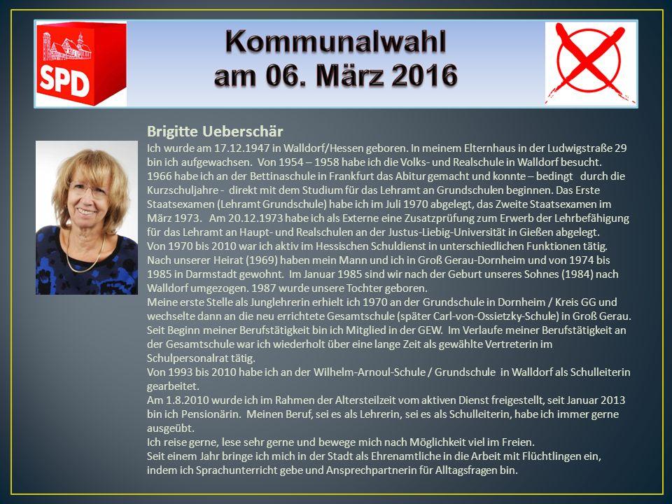 Brigitte Ueberschär