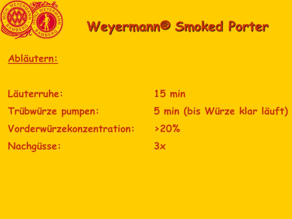 Weyermann® Smoked Porter